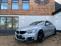 USED 2016 66 BMW 4 SERIES 2.0 420D XDRIVE M SPORT GRAN COUPE 4d AUTO 188 BHP