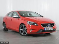 USED 2015 15 VOLVO V40 1.6 D2 R-DESIGN 5d 113 BHP Call us for Finance