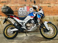 USED 2018 18 HONDA CRF1000L AFRICA TWIN Adventure Sports One Owner From New
