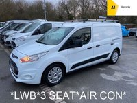2015 FORD TRANSIT CONNECT LWB 1.6 210 TREND 94 BHP *AIR CON*37,000 M*