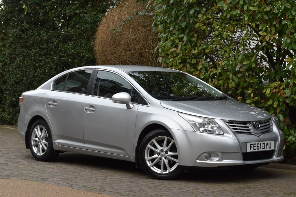 USED 2011 61 TOYOTA AVENSIS 2.0 TR D-4D  4d 125 BHP