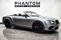 USED 2018 18 BENTLEY CONTINENTAL 4.0 GT V8 S 2d 521 BHP