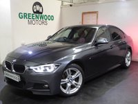 USED 2016 66 BMW 3 SERIES 2.0 320d BluePerformance M Sport Auto (s/s) 4dr