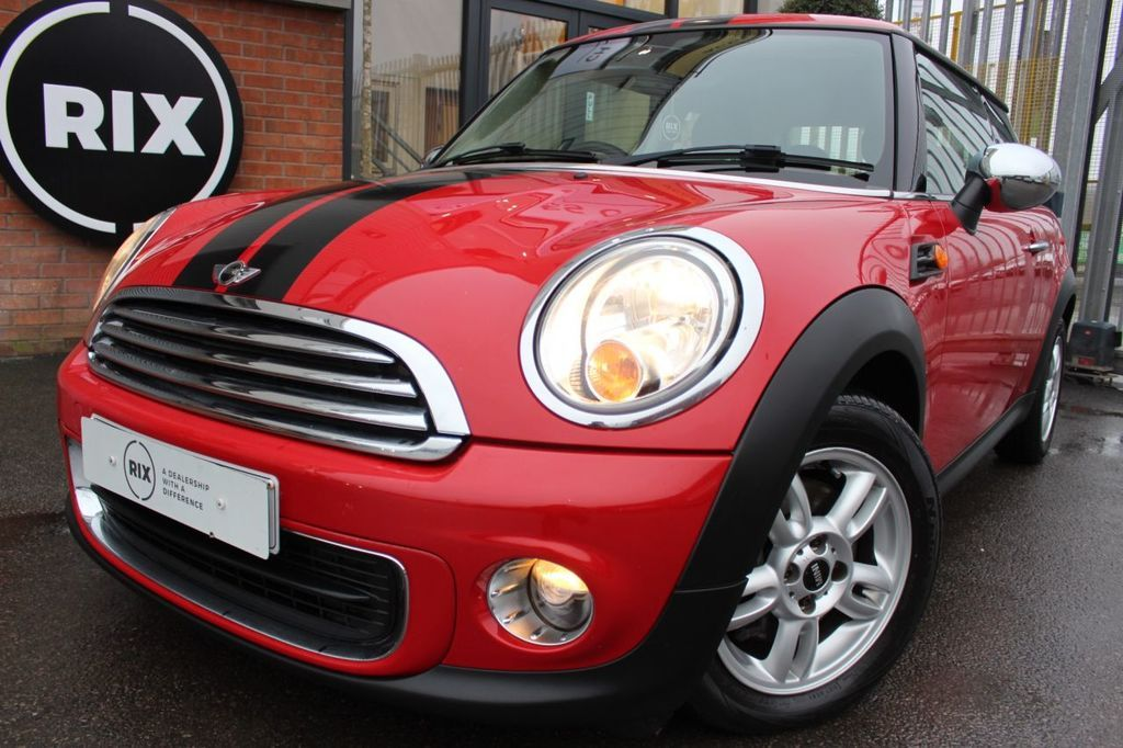 Used MINI HATCH ONE for sale