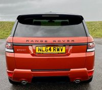 "USED 2014 64 LAND ROVER RANGE ROVER SPORT 3.0 SD V6 HSE 4X4 (s/s) 5dr 7 SEATER! PAN ROOF 22"" ALLOYS"