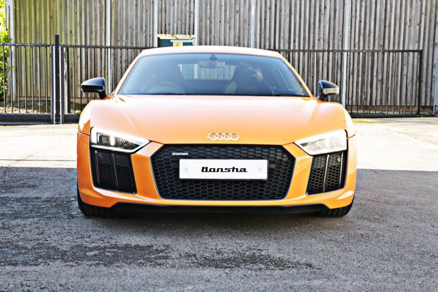 AUDI R8 at Bonsha Motors