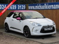 2012 CITROEN DS3 1.6 DSTYLE PLUS 3d 120 BHP £4995.00