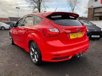 USED 2013 13 FORD FOCUS 2.0 T ST-3 5dr STUNNING CAR+DRIVE AWAY TODAY!