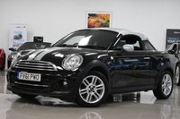 USED 2011 61 MINI COUPE 1.6L COOPER 2d 120 BHP
