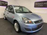 2006 FORD FIESTA 1.6 STYLE CLIMATE 16V 5d 100 BHP £3000.00