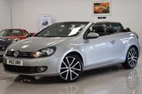 USED 2012 12 VOLKSWAGEN GOLF 1.4L GT TSI 2d 159 BHP STUNNING GOLF WITH FULL VW HISTORY! 7 STAMPS!