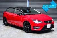 USED 2013 13 SEAT LEON 2.0 TDI FR *£20 ROAD TAX* ** £20 ROAD TAX, TOUCH SCREEN DISPLAY, AMBIENT LIGHTING **