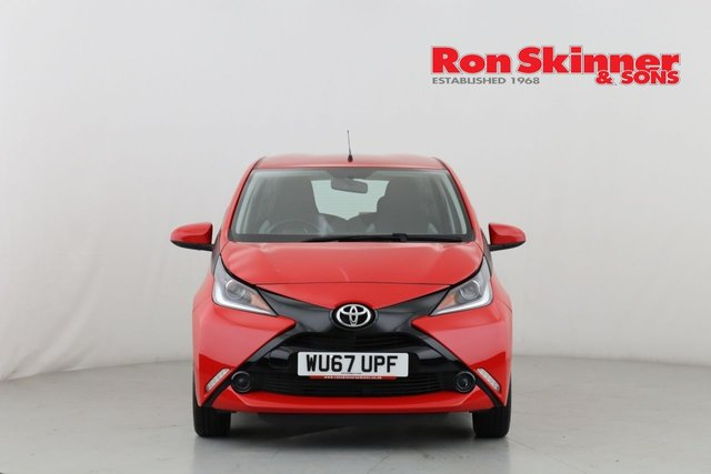TOYOTA AYGO at Ron Skinner and Sons