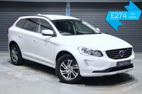 USED 2013 63 VOLVO XC60 2.0 D4 SE ** CLIMATE CONTROL, ISOFIX POINTS **