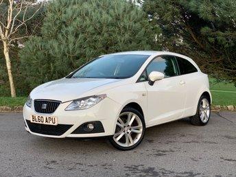 2011 SEAT IBIZA 1.4 SPORT 3d 85 BHP £3950.00