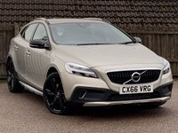 USED 2016 66 VOLVO V40 2.0 D2 CROSS COUNTRY 5d 118 BHP