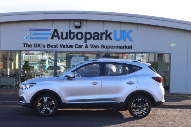 USED 2019 68 MG MG ZS 1.5 EXCLUSIVE 5d 105 BHP LOW DEPOSIT OR NO DEPOSIT FINANCE AVAILABLE