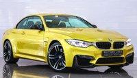 2015 BMW M4 3.0 M4 2d 426 BHP £30995.00