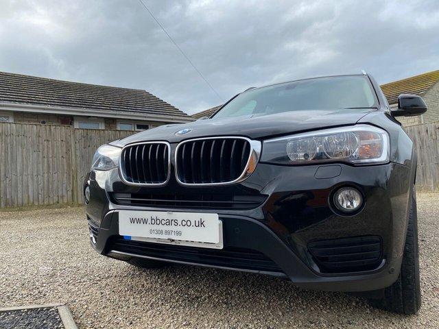 2014 P BMW X3 2.0 XDRIVE20D SE 5d 188 BHP