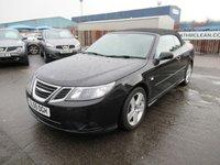 2009 SAAB 9-3 2.0 LINEAR SE T 2d 150 BHP £3995.00