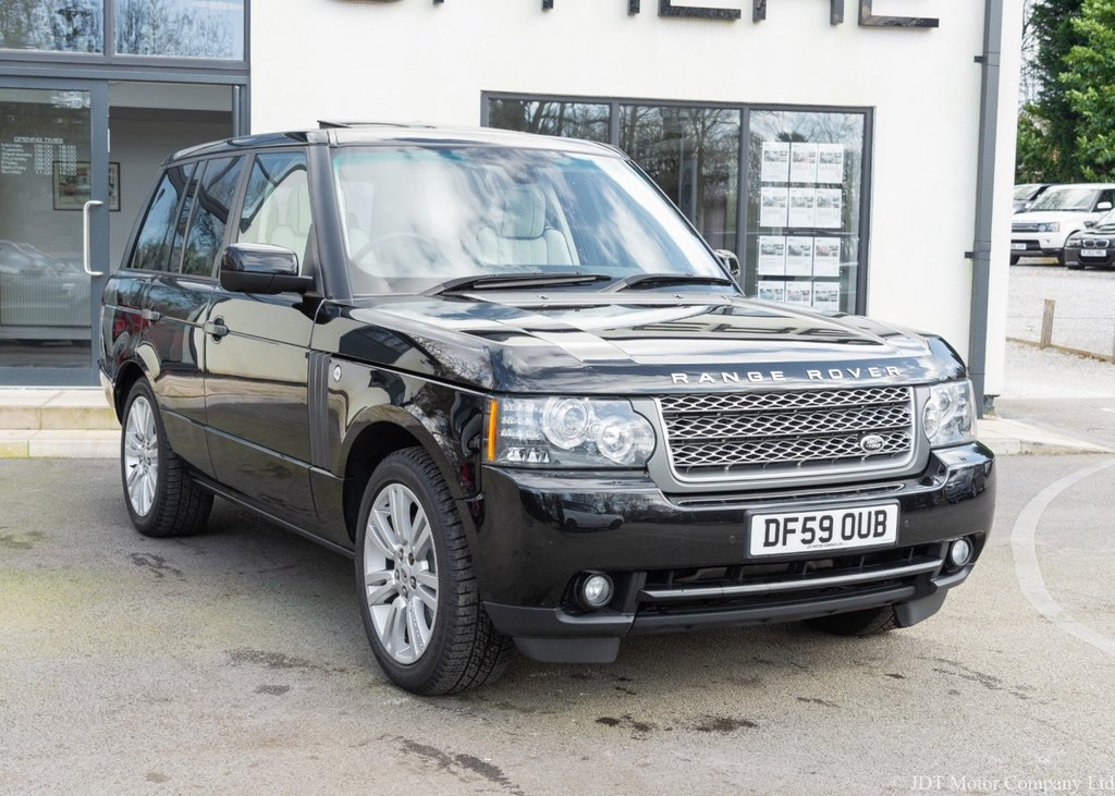 USED 2010 59 LAND ROVER RANGE ROVER VOGUE 3.6 RANGE ROVER VOGUE