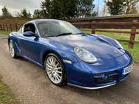 USED 2006 06 PORSCHE CAYMAN 3.4 24V S TIPTRONIC S 2d 295 BHP ENGINE TICKING NOISE SOLD TO TRADE ONLY