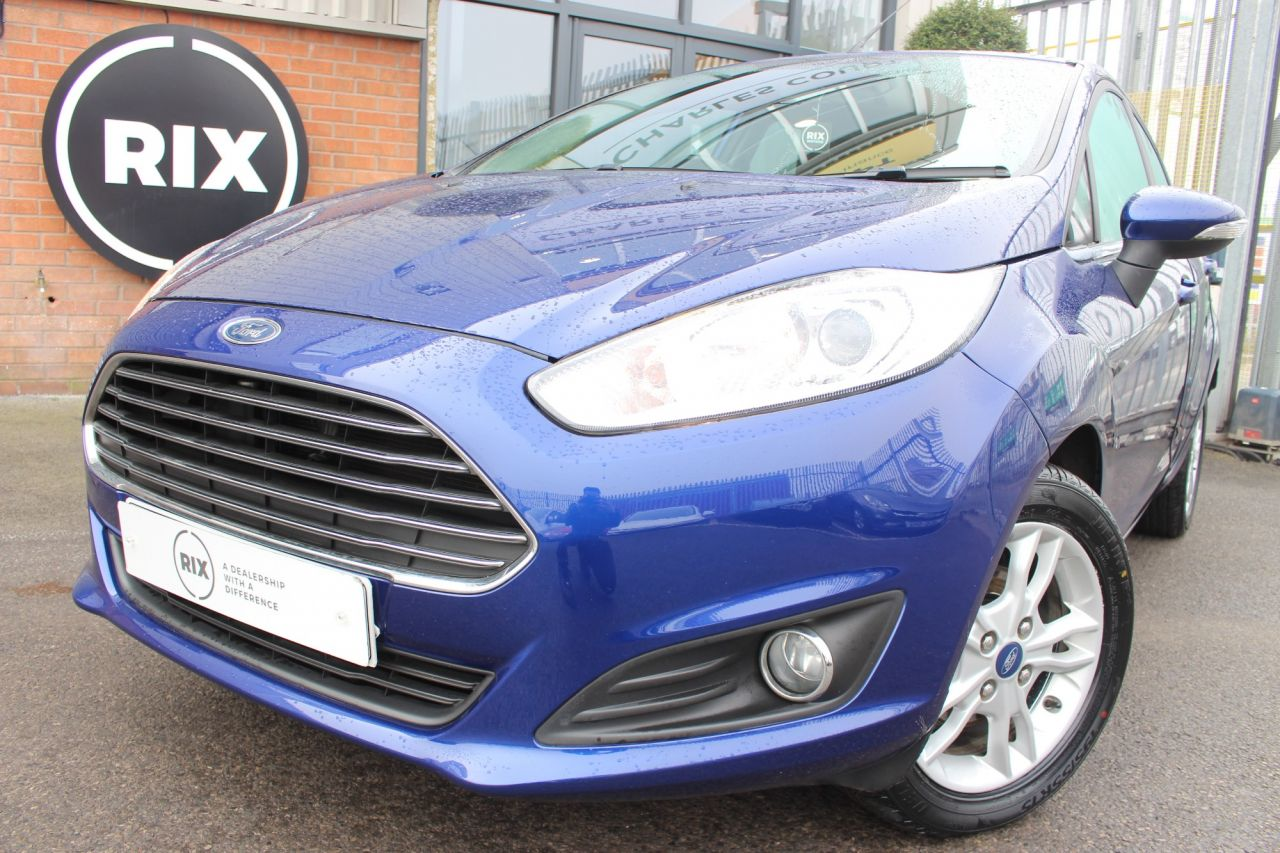 Thumbnail image of FORD FIESTA