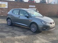 USED 2016 SEAT IBIZA 1.2 TSI CONNECT 5d 89 BHP