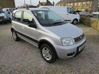 2009 FIAT PANDA 1.2 4X4 5d 59 BHP £2695.00