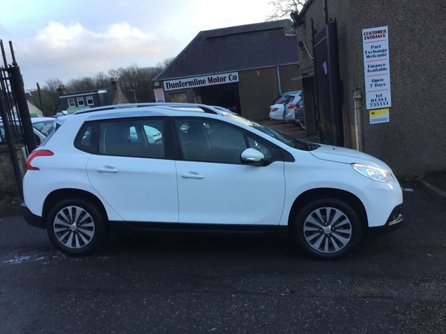 USED 2014 14 PEUGEOT 2008 1.6 E-HDI ACTIVE FAP 5d 92 BHP ++DIESEL AUTOMATIC ESTATE++