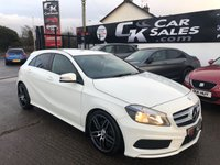 USED 2013 MERCEDES-BENZ A CLASS 1.8 A200 CDI BLUEEFFICIENCY AMG SPORT 5d 136 BHP