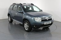 USED 2013 13 DACIA DUSTER 1.5 LAUREATE DCI 5d 107 BHP BLUETOOTH I AIR CON I ISOFIX