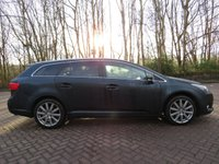 USED 2015 64 TOYOTA AVENSIS 2.2 D-CAT EXCEL 5d 150 BHP