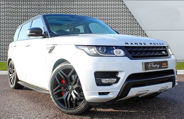 2015 15 LAND ROVER RANGE ROVER SPORT 3.0 SDV6 AUTOBIOGRAPHY DYNAMIC 5d 306 BHP