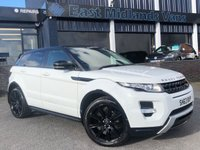 USED 2013 63 LAND ROVER RANGE ROVER EVOQUE 2.2 SD4 DYNAMIC 5d AUTO 190 BHP