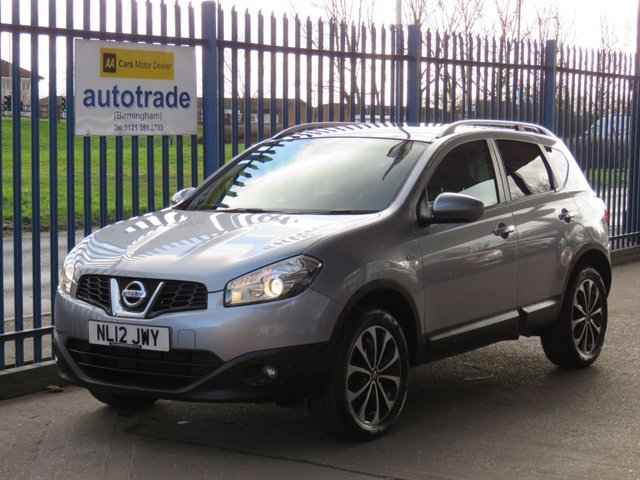 USED 2012 12 NISSAN QASHQAI 1.5 N-TEC DCI  Sat nav Rear camera Pan roof Cruise Privacy Finance arranged Part exchange available Open 7 days