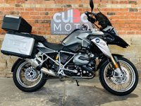 USED 2017 17 BMW R1200GS ABS Full Vario BMW Luggage
