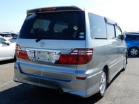 USED 2007 TOYOTA ALPHARD ALPHARD 2.4 LTR READY FOR CONVERSION
