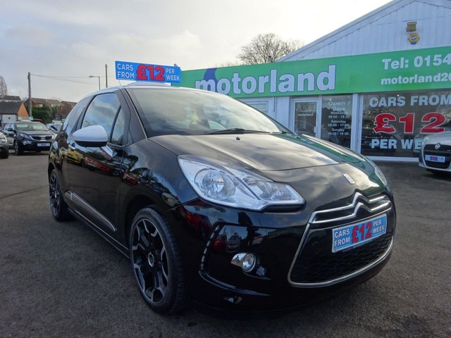 USED 2013 63 CITROEN DS3 1.6 E-HDI DSTYLE 3d 90 BHP **  JUST ARRIVED ** CALL 01543 877320**