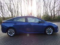USED 2016 16 TOYOTA PRIUS 1.8 VVT-I EXCEL 5d 97 BHP