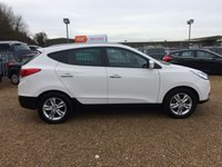 USED 2012 12 HYUNDAI IX35 1.7 PREMIUM CRDI  5d 114 BHP FULL SERVICE HISTORY - FINANCE AVAILABLE