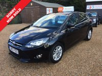 USED 2013 13 FORD FOCUS 1.0 TITANIUM 5d 124 BHP FULLY AA INSPECTED - FINANCE AVAILABLE