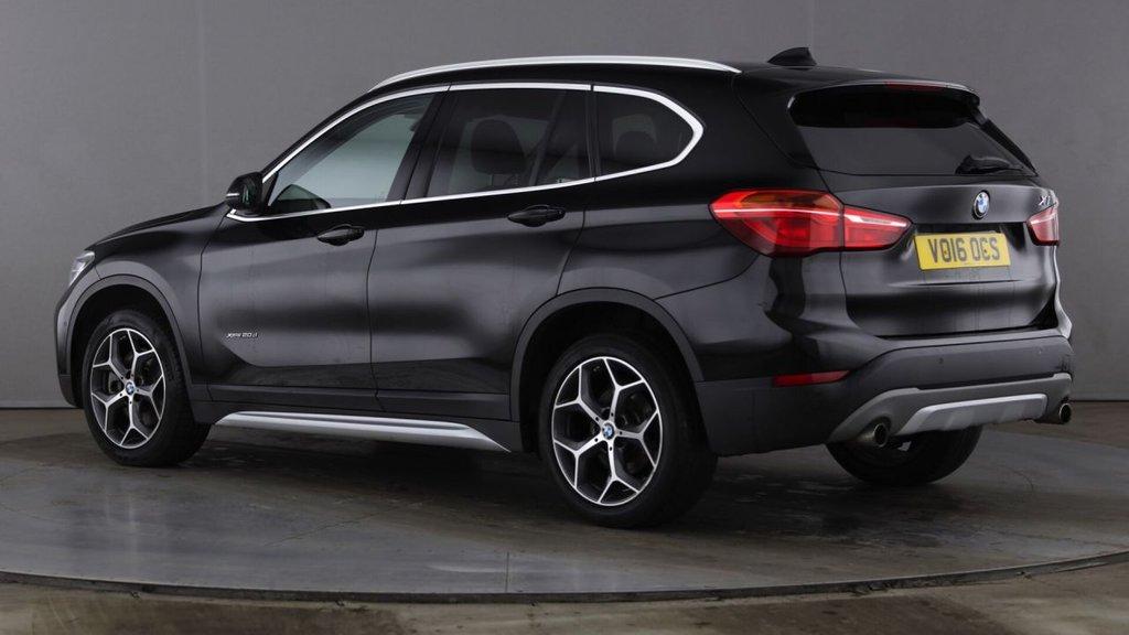 USED 2016 16 BMW X1 2.0L XDRIVE20D XLINE 5d AUTO 188 BHP Innovation Pk Driver Comfort FBMWSH