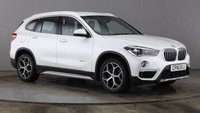 USED 2016 16 BMW X1 2.0L XDRIVE20D XLINE 5d AUTO 188 BHP LED Headlights Leather NAV