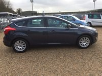 USED 2011 61 FORD FOCUS 1.6 TITANIUM TDCI 115 5d 114 BHP FULLY AA INSPECTED - FINANCE AVAILABLE