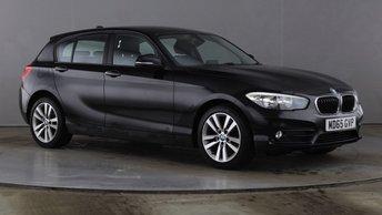 2015 BMW 1 SERIES 1.5 116D SPORT 5d 114 BHP £10490.00