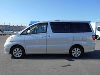 USED 2005 TOYOTA ALPHARD ALPHARD 3LTR READY FOR A CAMPERVAN CONVERSION