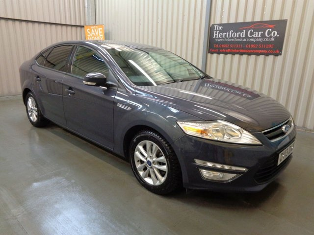 2013 13 FORD MONDEO 1.6 GRAPHITE TDCI START/STOP 5d 114 BHP
