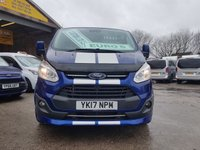 USED 2017 17 FORD TOURNEO CUSTOM 2.0 290 SPORT TOURNEO MINIBUS BIG SPEC £16995 + VAT  FORD TOURNEO SPORT 170 BHP BUS