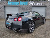 USED 2010 NISSAN GT-R 3.8 BLACK EDITION 2d